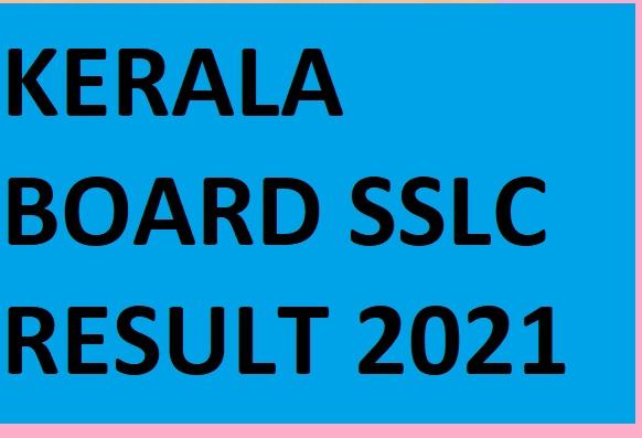 Kerala SSLC School Wise Result 2021 @www.keralapareekshabhavan.in 1