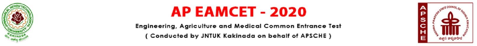 Check AP EAMCET Merit List Rank List  Score Card  Rank Card @Apsche.org - Andhra Pradesh EAMCET Result 2020 1