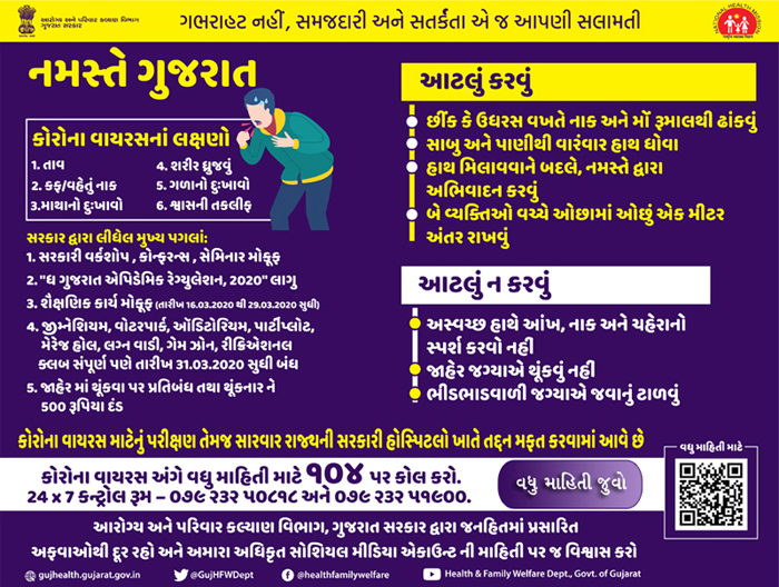 Gujarat Health And Family Welfare Dept Staff Nurse Recruitment 2021 -@Gujhealth.gujarat.gov.in 700 Staff Nurse Bharti 2020-21 1
