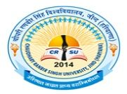 CRSU Date Sheet 2021 for B.Ed Exam - Check CRS University Jind Part I Part II B.Ed Time Table 1