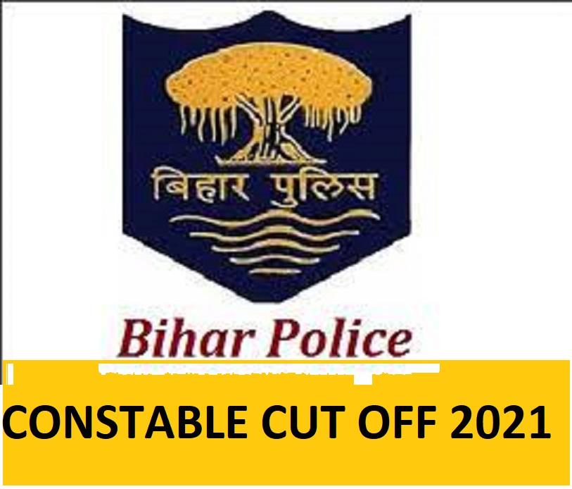 Bihar Police Constable 2021 Cut Off Marks CSBC 8415 Constable Female /Male Result 1