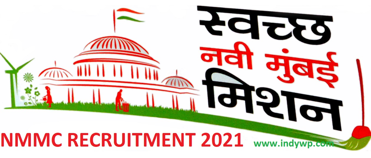 NMMC 520 Staff Nurse And Other Recruitment 2021 Last Date April 02, 2021 1