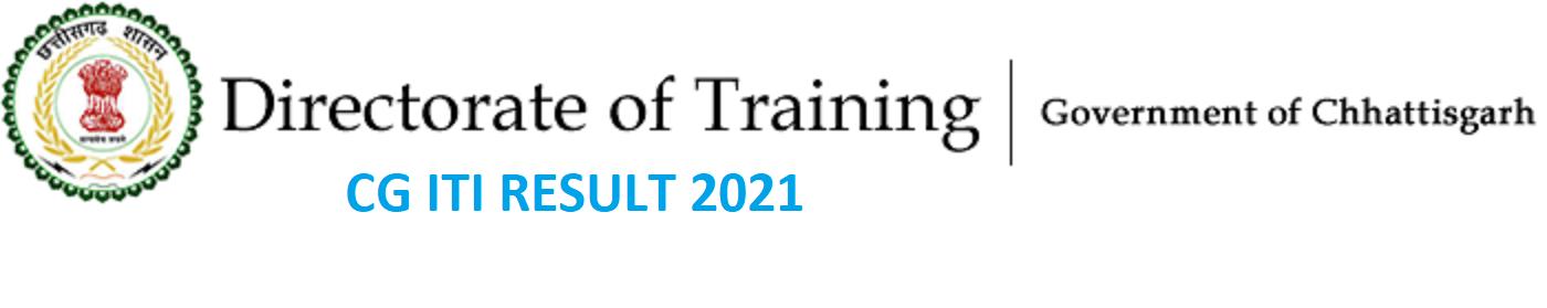 CG NCVT SCVT ITI Result 2021 - Chhattisgarh Sem 1/ 2/ 3/ 4 Sem SCVT NCVT Results 2021 1