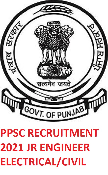 Punjab PSC JE (Civil Electrical) Recruitment 2021 Notification Released Check Eligibility & Other Information 1