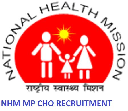NHM MP 2850 CHO Recruitment 2021 - NHM MP Community Health Officer Bharti 2021 Online apply @nhmmp.gov.in 1