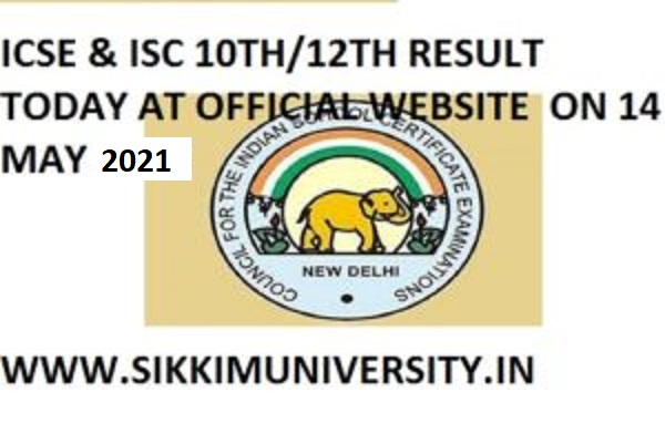 ICSE/ISC Results 2021 Declared 10th/12th Classes, CISCE Namewise Result Declared Schoolwise 1