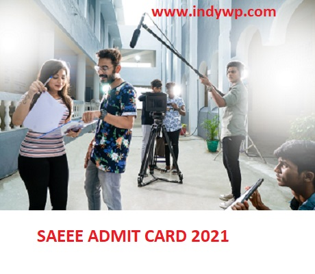 SAEEE UG Admit Card 2021 ( To be Released) - Download SAEEE Hall Ticket at @Sathyabama.ac.in 1