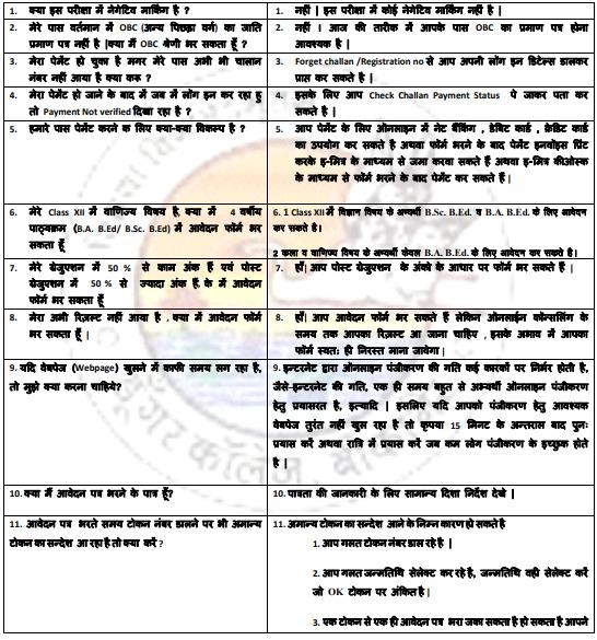 PTET BA/B.Sc+B.Ed 2021 Admit Card Download Rajasthan B.Sc B.Ed Entrance Exam @ptetraj2021.com 1