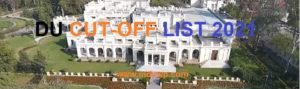 DU Cut Off 2021 Ist/2nd Cut Off Delhi University College Wise Commerce Science Arts Stream 4